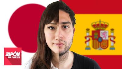 Un español y una japonesa demuestran la xenofobia selectiva