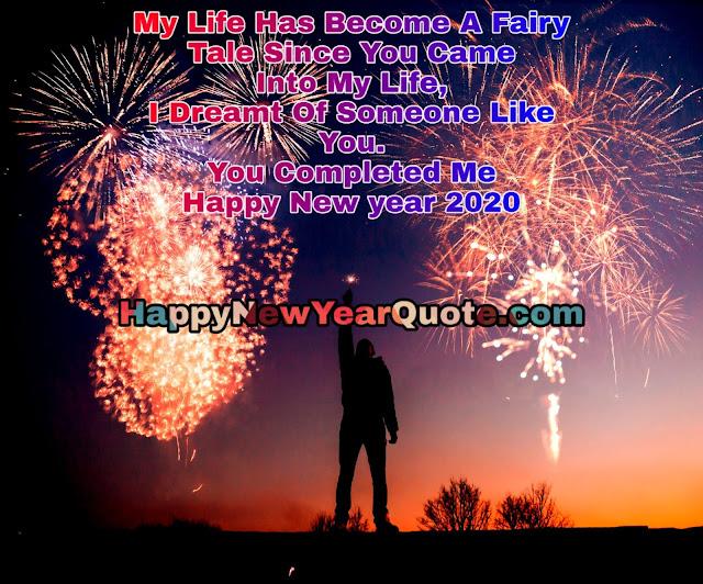 happy new year wish image