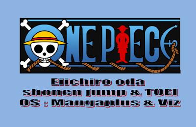 Tanggal Rilis Manga One PieceChapter 980