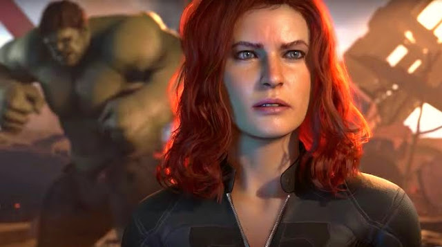 A short review of Black Widow fighting style from Marvel's Avengers game.