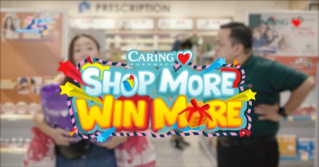 """Shop More, Win More!"""
