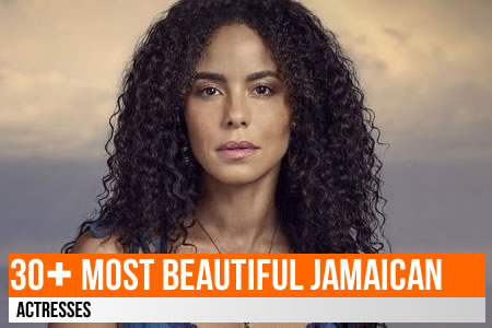 LIST: 30+ Most Beautiful Jamaican Actresses