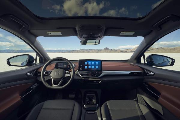 VW ID.4 GTX será o 'Golf GTI' dos elétricos com 306 cv