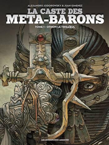 La casta de los metabarones fue dibujado por Juan Giménez