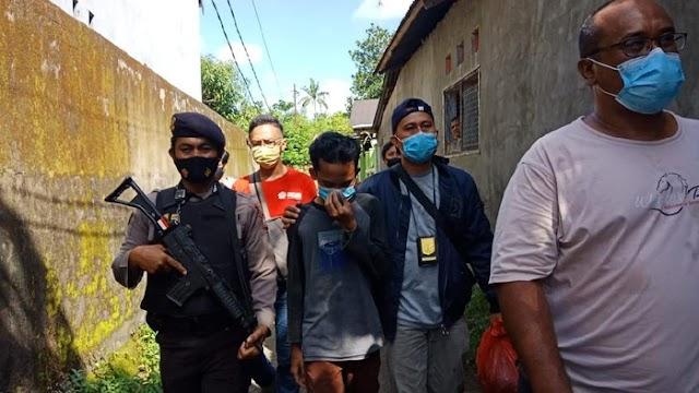 Pelaku Penyebar Hoax Jaksa Terima Suap Sidang HRS Ditangkap Kepolisian Sulsel