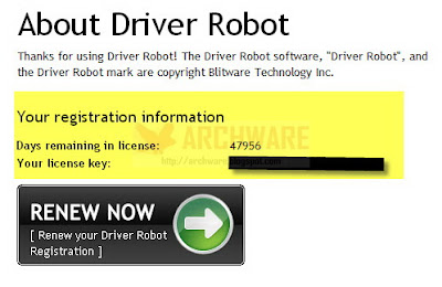 ROBOT KEY DOWNLOAD DRIVER