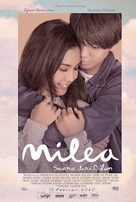 Sinopsis film Milea: Suara dari Dilan (2020)