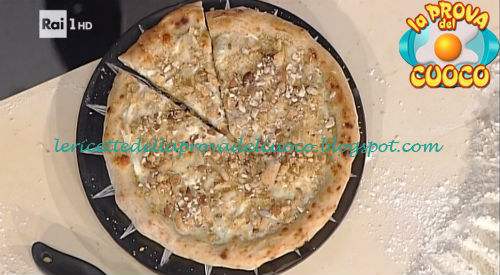 Pizza tarallo napoletano ricetta Sorbillo da Prova del Cuoco