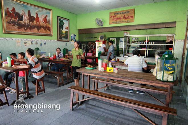 rumah makan tegal ayem karang anyar