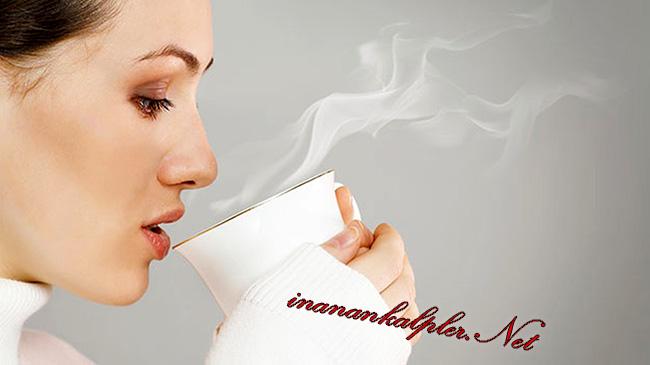 Öksürük ve boğaz ağrısına ılık su- www.inanankalpler.net