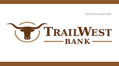 TrailWest Bank Online Banking Login
