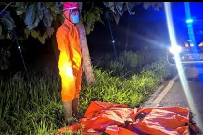 Korban Tabrak Lari, Pria Pejalan Kaki Di Sragen Tewas Tertabrak Motor