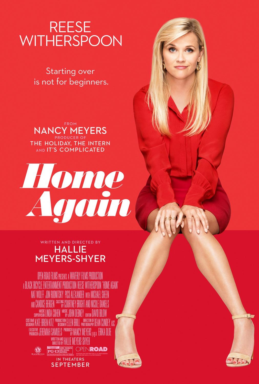 Nonton Film Home Again (2017)