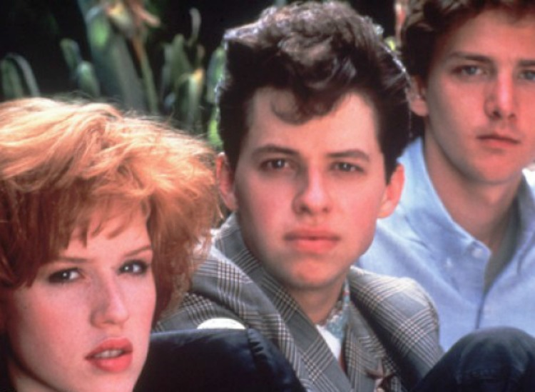 A Vintage Nerd Pop Culture Vintage Blogger Pretty in Pink Molly Ringwald 1980s Movie Recommendations