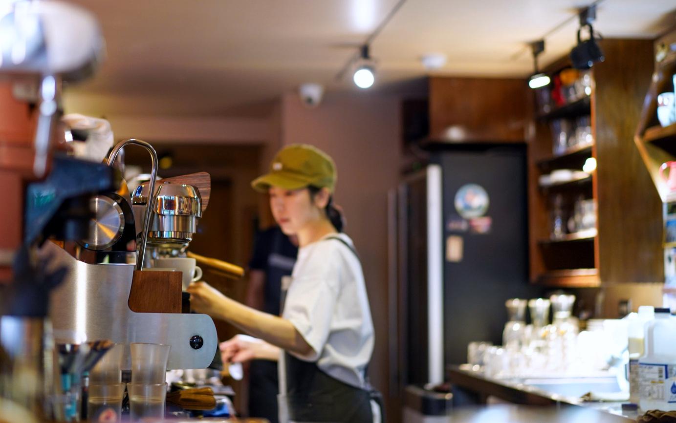 Rufous Coffee Roasters, Gabee & Simple Kaffa, Taipei