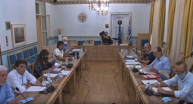 Συνεδριάζει το Περιφερειακό Συμβούλιο Πελοποννήσου