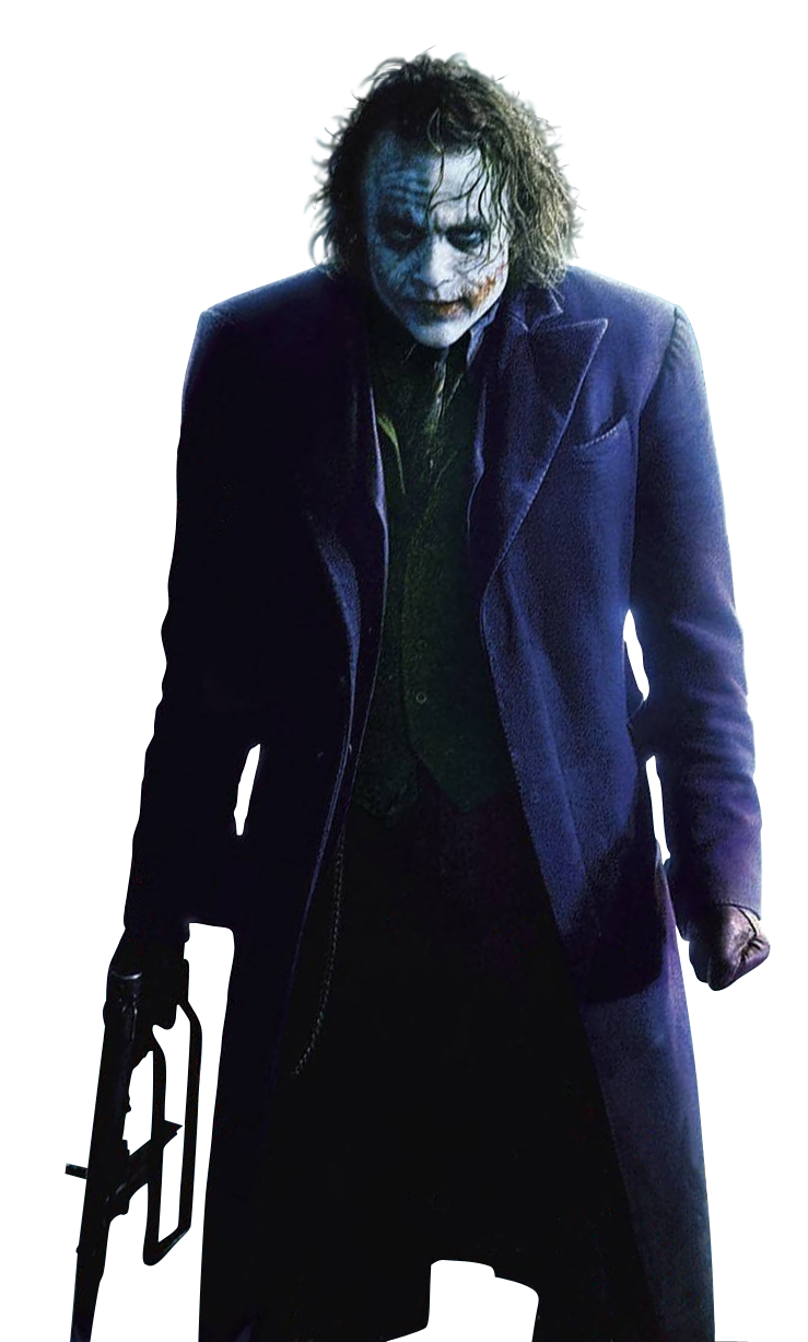 Joker Face Png: Origami Sigs-Is Back Open