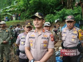 Kapolres Sukabumi AKBP Nuredi Irwansyah Putra