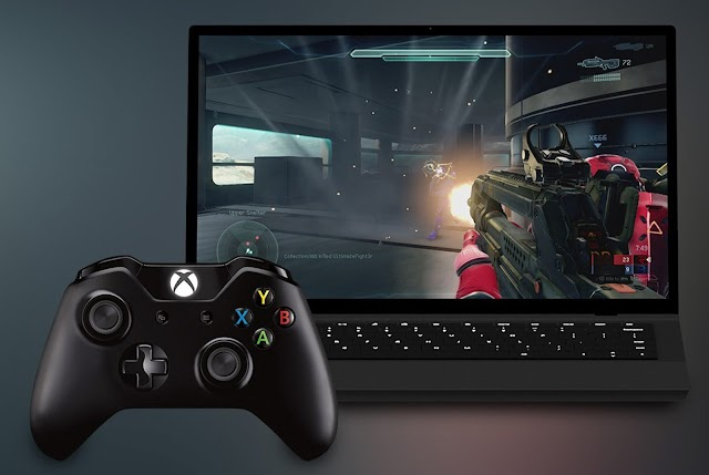 How to broadcast computer games and movies on your Xbox One device through a free application