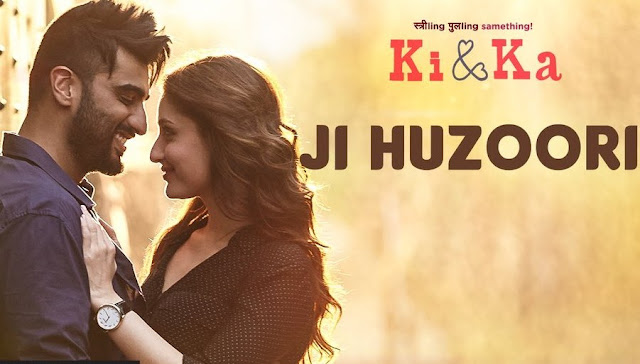 Jee Huzuri - Ki and Ka (2016)