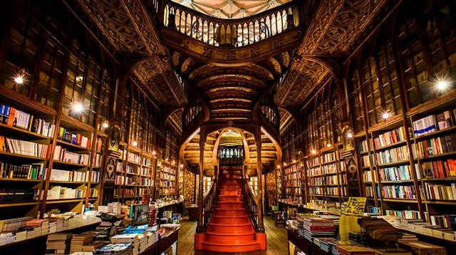 unusual bookstores in the world, the oldest bookstore in the world, beautiful book store in the world, largest bookstore, biggest book sellers, awesome bookstore
