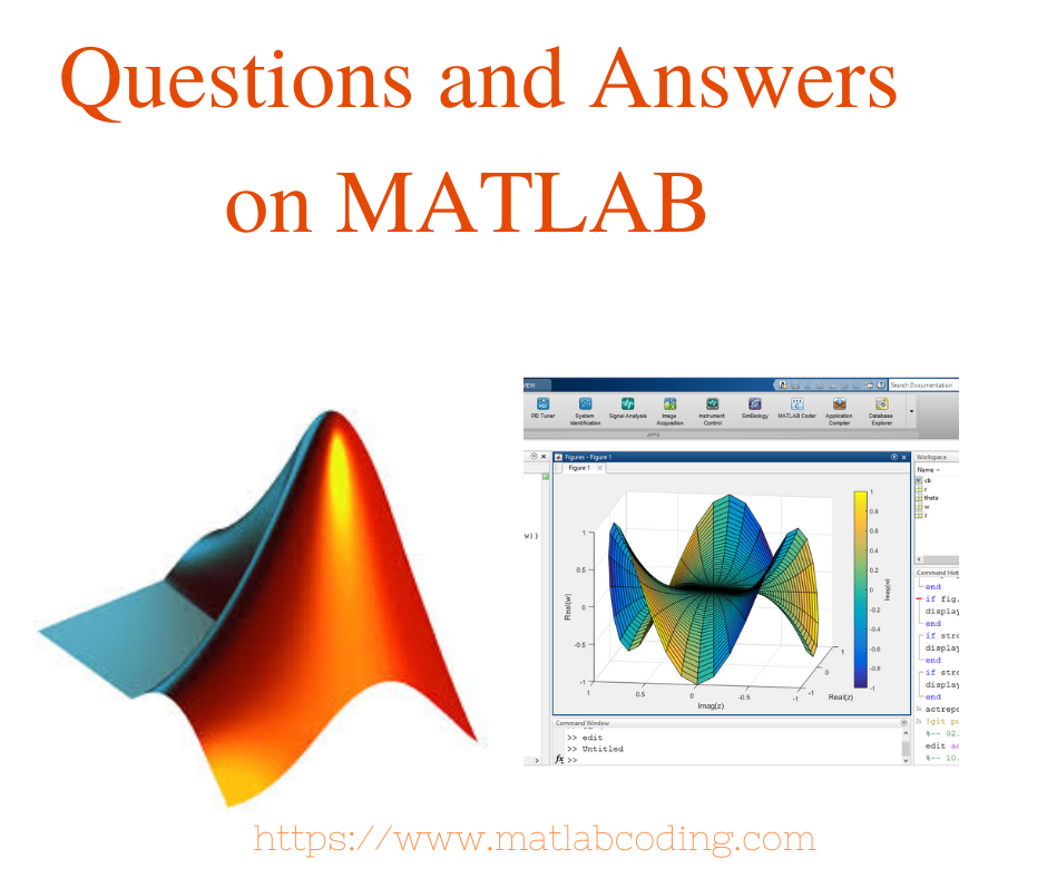 Questions and Answers on MATLAB
