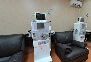 Clinica de nefrologia y centro de hemodialisis en salutaris guadalajara
