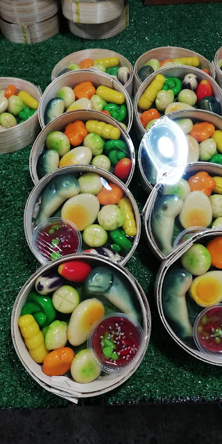 Cerita Unik Wisata Kuliner di Thailand Bersama Private Tour Guide RIANA, Mengenal STREET FOOD