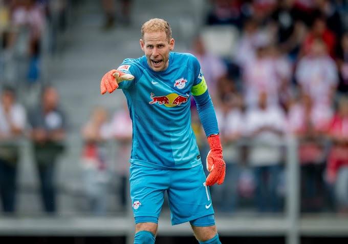 Gulacsi é anunciado como novo capitão do RB Leipzig