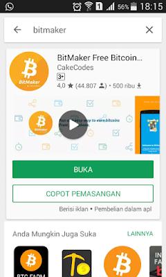 Cara mendapatkan bitcoin dari android merupakan hal yang gampang,dan terbukti membayar,nambang mining menjadi menyenangkan melalui smartphone