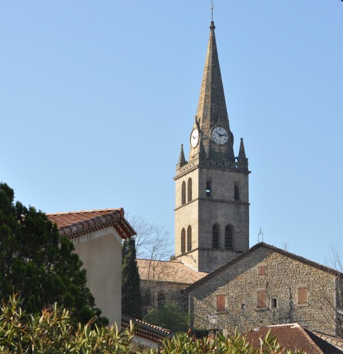 Eglise lablachère