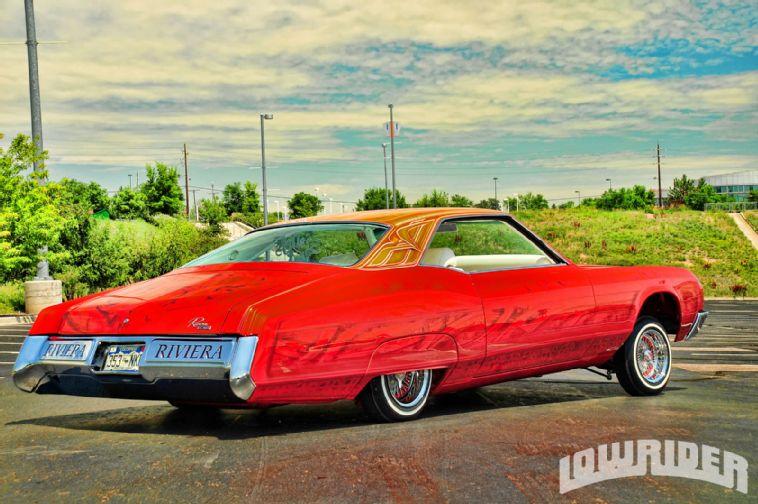 1970 Buick Riviera Custom