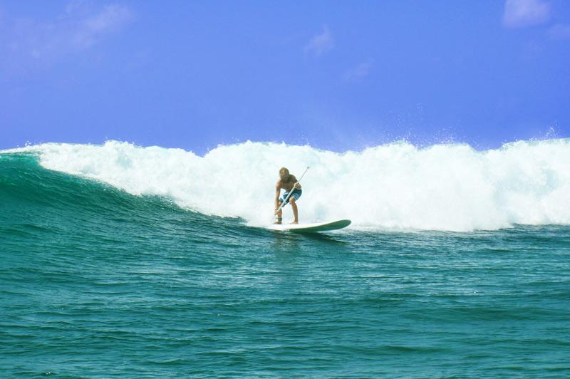 Серфинг на Занзибаре