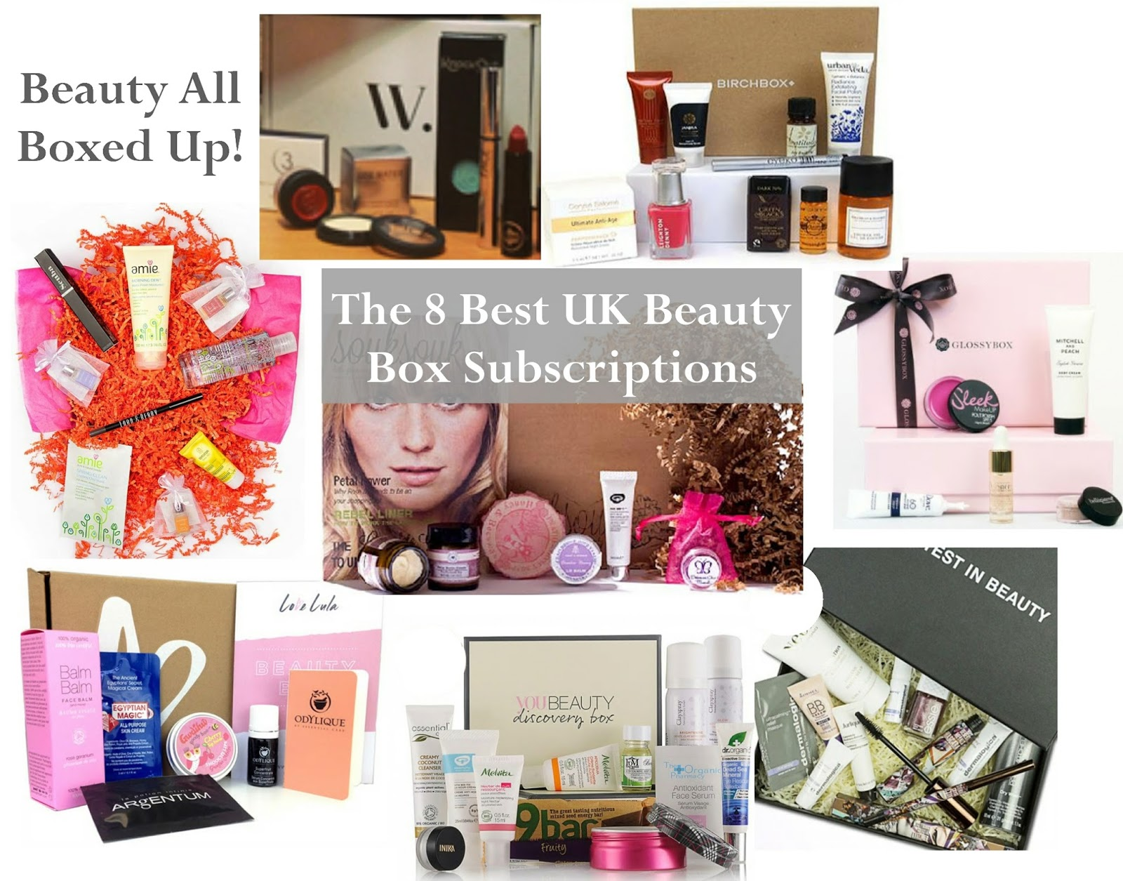 Beauty All Boxed Up - The 8 Best UK Beauty Box Subscriptions