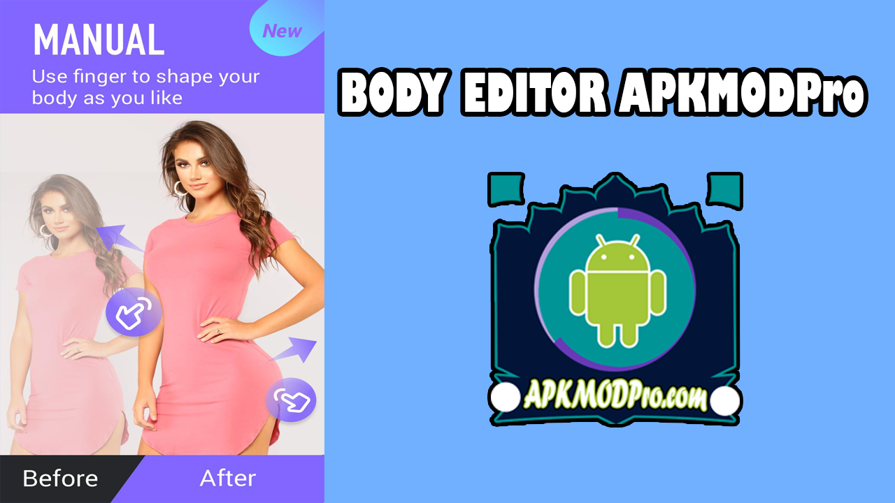 Download Body Editor Pro ( Premium APK ) Terbaru 2020