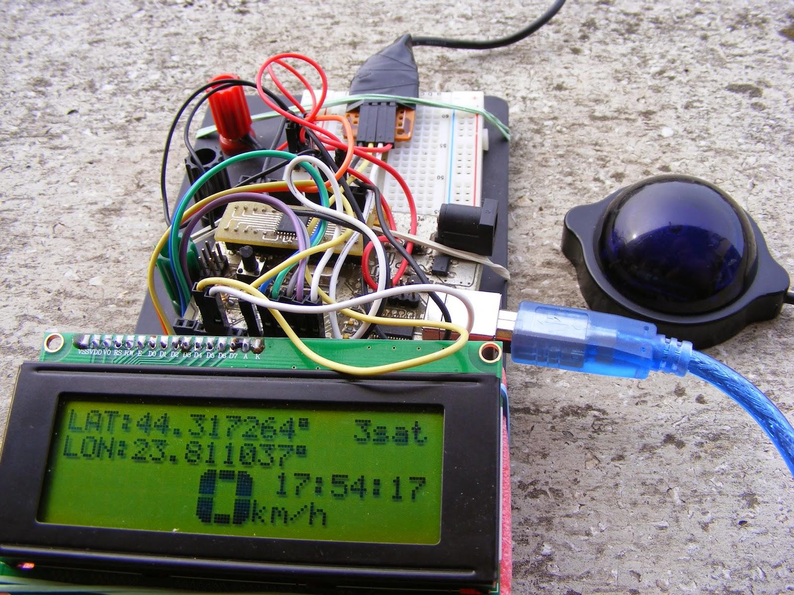Arduino tehniq october
