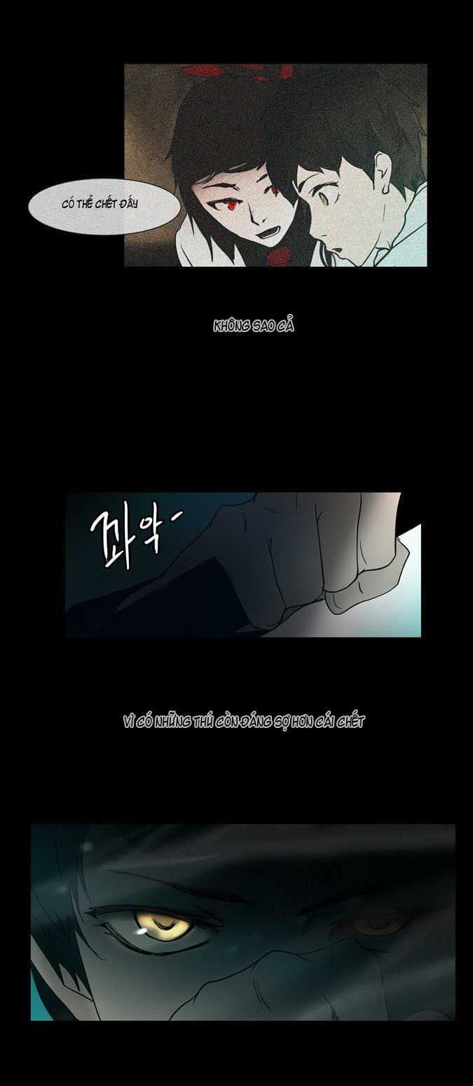 Tower of God chapter 3 trang 6