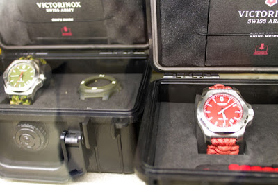 Special Edition Victorinox Watch Adventure Travel Blogger