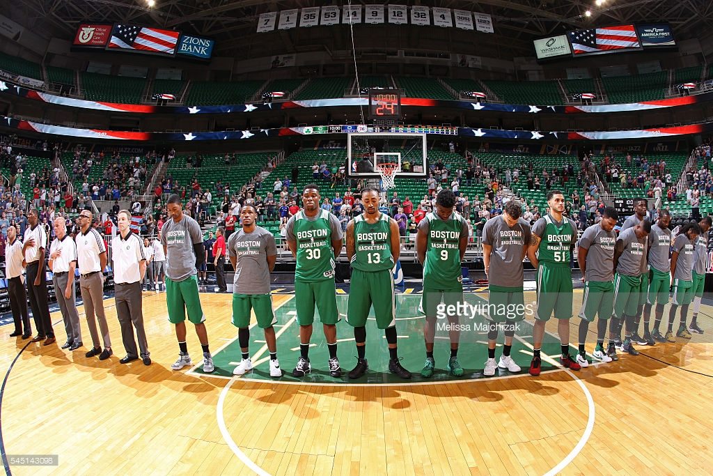 Way Too Early Look At Celtics 2016 17 Depth Chart Can Everybody Make The Team