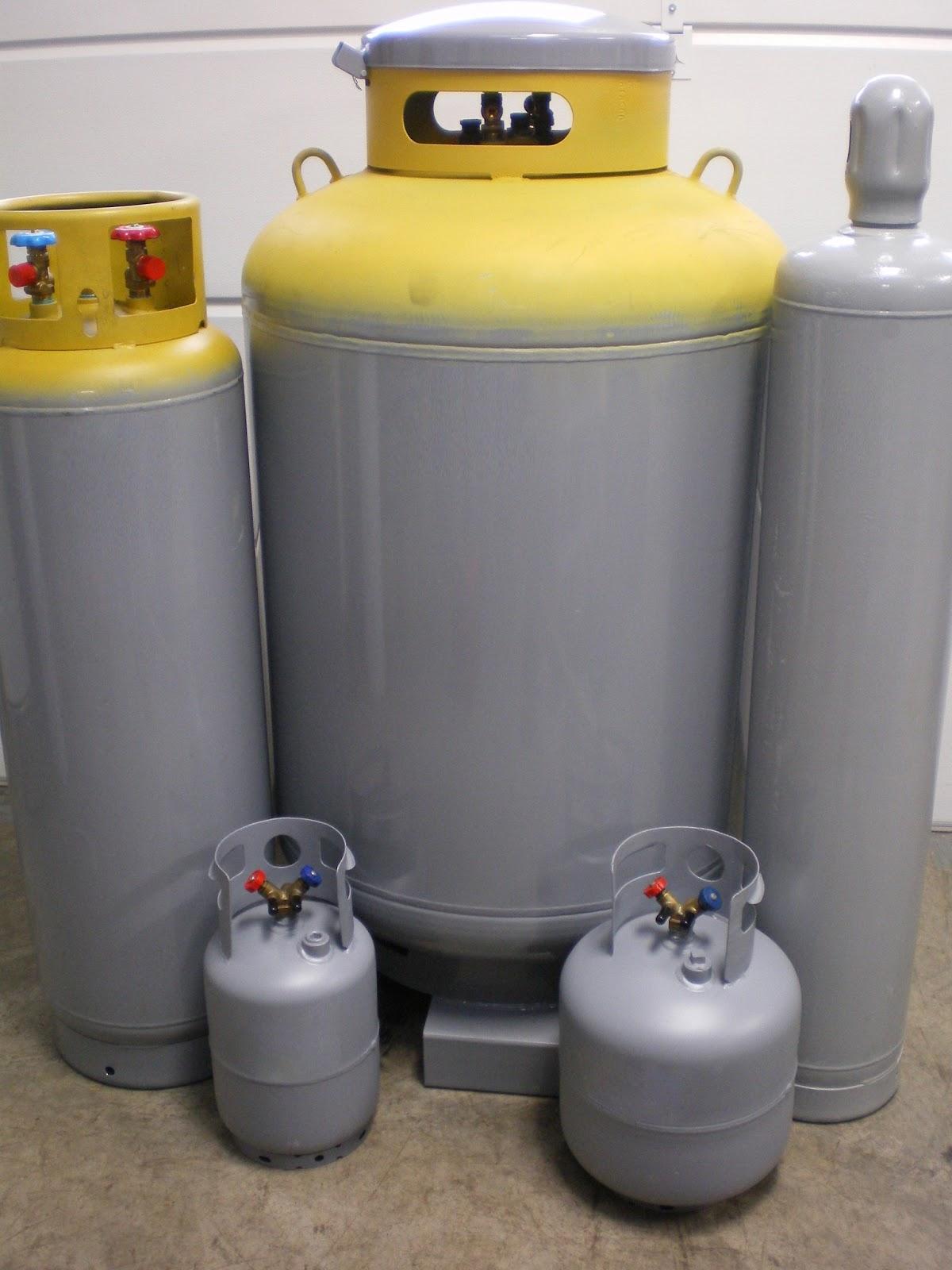 Propane Tanks: Proper Storage Of Propane Tanks Osha