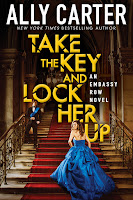 Take the Key and Lock Her Up by Ally Carter, book cover and review