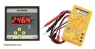 Voltmeter Digital (DVM)