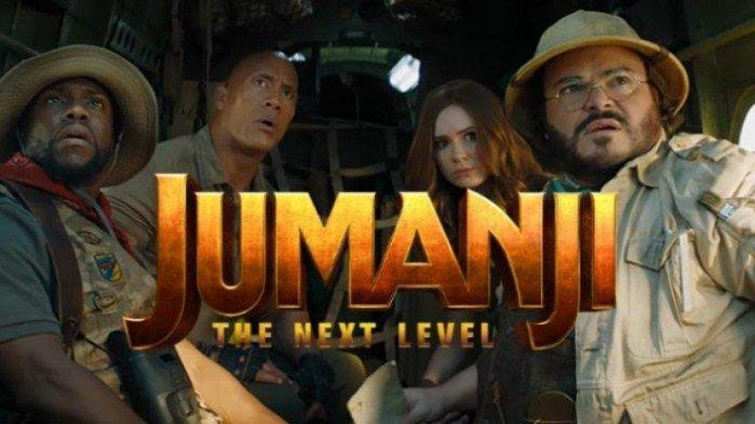 Movie Pop Outbreaks Jumanji 2 The Next Level