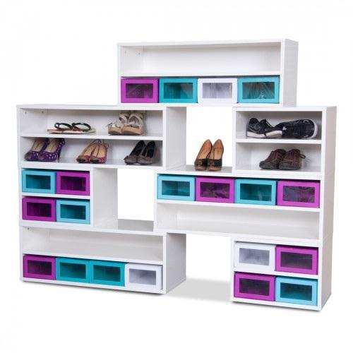 Decora y disena mueble para calzado moderno - Muebles de zapatos ...