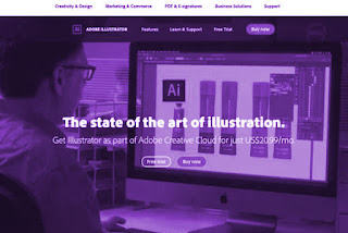 Adobe Illustrator Best Graphic Design Software