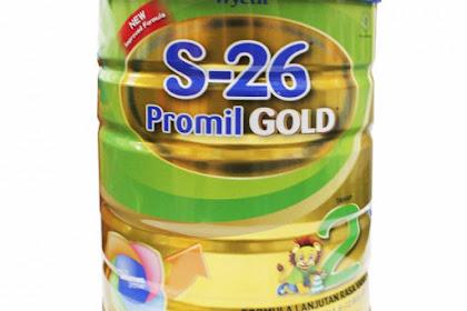 Kandungan Nutrisi Susu S26 Tahap 2 dan Manfaatnya