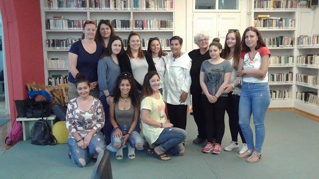 """""""Διαδρομές στο παραδοσιακό παραμύθι"""" για τους σπουδαστές του Δ.ΙΕΚ Άργους"""