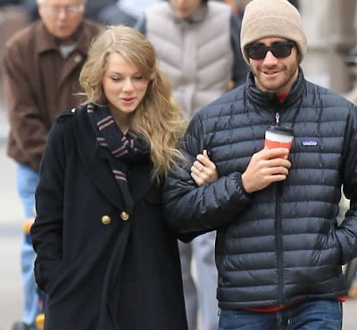 Jake Gyllenhaal dan Tailor Swift