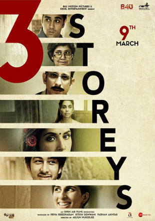 3 Storeys 2018 Full Free Hindi Movie Download DvDScr Hd