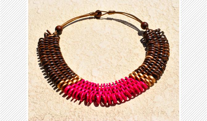 Maiko Nagao Eco Philippino Handmade Jewellery Designer